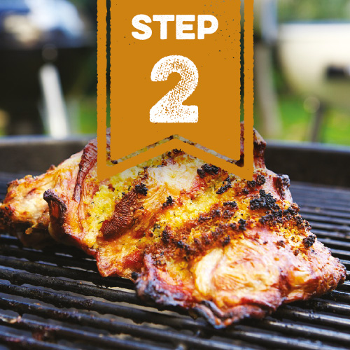 CORSO BBQ | STEP 2 – ROASTING TIPS